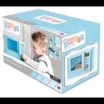 Elektromos játék mikrohullámú sütő műanyag