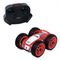 Elektromos trükk autó mini flip piros