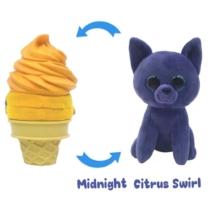 Fagyi Cicák Midnight Citrus Swirl sárga