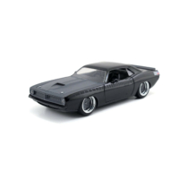 Fast & Furious fém autó 1970 Plymouth Barracuda Letty 1:24
