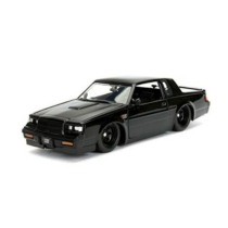 Fast & Furious fém autó 1987 Buick Grand National Dom 1:24