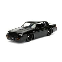 Fast & Furious fém autó 1987 Buick Grand National Dom 1:24