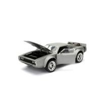 Fast & Furious fém autó Ice Charger Dom 1:24