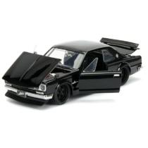 Fast & Furious fém autó Nissan Skyline 2000 GT-R Brian 1:24