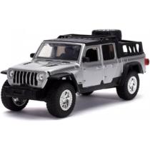 Fast & Furious fém kisautó 2020 Jeep Gladiator 1:24