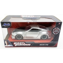 Fast & Furious fém kisautó Nissan 370Z