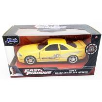Fast & Furious fém kisautó Nissan Skyline GT-R Leon