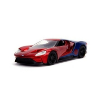 Fém autó 2017 Ford GT Spiderman 1:32