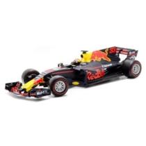 Fém autó F1 Red Bull Racing RB13 Max Verstappen 1:18 Bburago