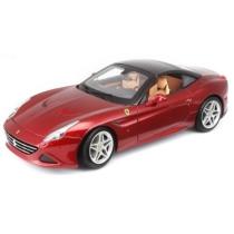Fém autó Ferrari California T Signature Series piros 1:18 Bburago