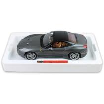 Fém autó Ferrari California T Signature Series szürke 1:18