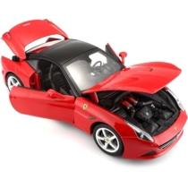 Fém autó Ferrari California T piros 1:18 Bburago