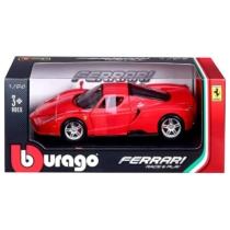 Fém autó Ferrari Enzo piros 1:24 Bburago