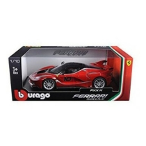 Fém autó Ferrari FXX K piros 1:18 Bburago