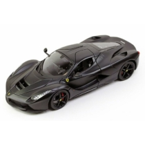 Fém autó Ferrari LaFerrari Signature Series fekete 1:18
