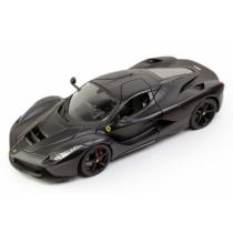 Fém autó Ferrari LaFerrari Signature Series fekete 1:18 Bburago