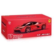 Fém autó Ferrari LaFerrari Signature Series piros 1:18 Bburago