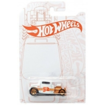Fém kisautó Chrome 1932 Ford Hot Road Hot Wheels