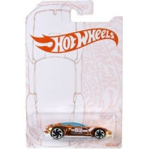 Fém kisautó Chrome Gazella GT Hot Wheels