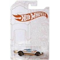 Fém kisautó Chrome Muscle Speeder Hot Wheels