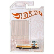 Fém kisautó Chrome VW T2 Pickup Hot Wheels