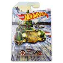Fém kisautó ezüst Scorcher Hot Wheels
