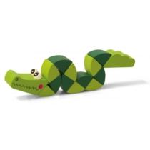 Flexibilis állatok krokodil fa Woody