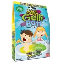 Gelli Baff fürdőzselé színváltós sárga-zöld 300 g