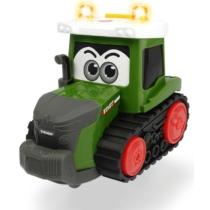 Happy Fendt zöld lánctalpas traktor