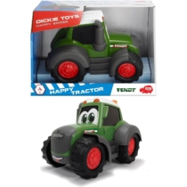 Happy Fendt zöld traktor