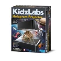 Hologram vetítő szett 4M KidzLabs