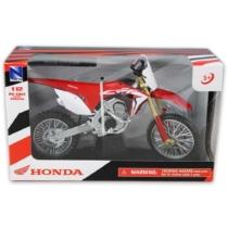 Honda CRF 450R fém motor műanyag borítással 1:12