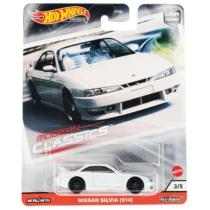 Hot Wheels fém kisautó Nissan Silvia (S14)