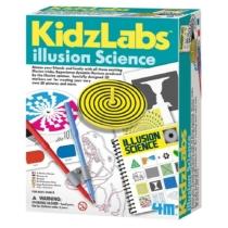 Illuzionista szett 4M KidzLabs