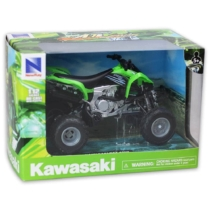 Kawasaki KFX 450R fém quad műanyag borítással 1:12