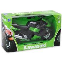 Kawasaki ZX-14 2011 fém motor műanyag borítással 1:12