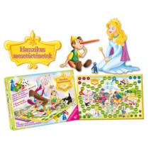 Két mesés társasjáték Pinocchio