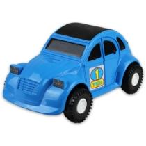 Kisautó Kacsa műanyag kék Color Cars