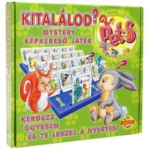 Kitalálod? Mystery képkereső játék kisállatok