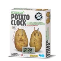 Krumplióra tudományos szett 4M Green Science