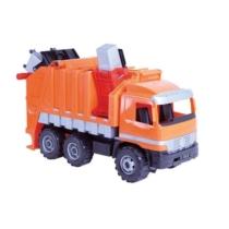 Kukásautó konténerrel és kukával 70 cm