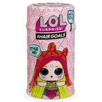 L.O.L Surprise Meglepetés henger babával és 14 kiegészítővel Hairgoals kiadás