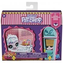 Littlest Pet Shop Fancy Vagány kiskedvenc szalon meglepetésekkel