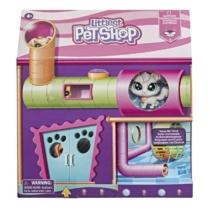 Littlest Pet Shop játszóház állatkáknak készlet meglepetésekkel