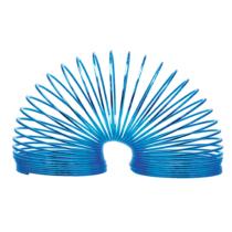 Magic Spring lépcsőjáró rugó műanyag metál kék színben