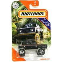 Matchbox fém kisautó 1968 Dodge D200 fekete 65/100