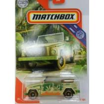 Matchbox fém kisautó 1974 Volkswagen 181 zöld 67/100