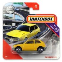 Matchbox fém kisautó 76-os Honda CVCC 45/100