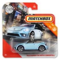 Matchbox fém kisautó Volkswagen the Beetle convertible 2/100