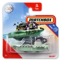 Matchbox fém kishajó Sea Spy zöld 84/100